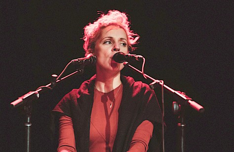 Agnes Obel, Wonder Ballroom, photo by Abby Gordon