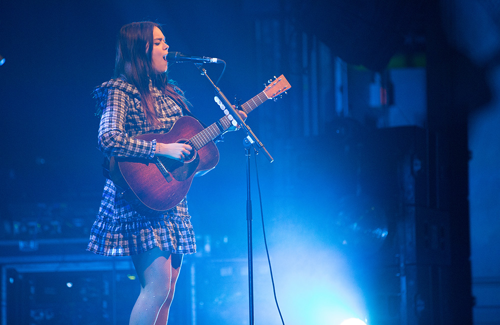 First Aid Kit, Arlene Schnitzer Concert Hall, photo by Joe Duquette