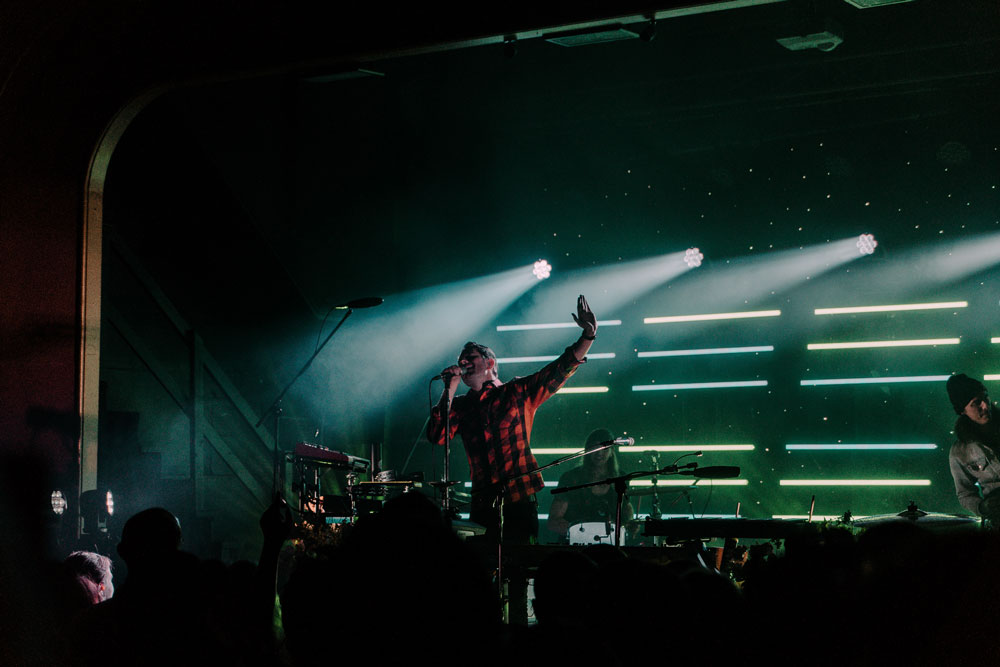 Photos of Owl City at Hawthorne Theatre on Oct  5, 2018