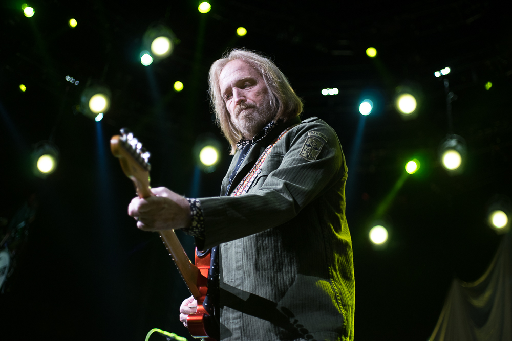 Tom Petty and the Heartbreakers, Moda Center, Rose Quarter, photo by Veronica Rose