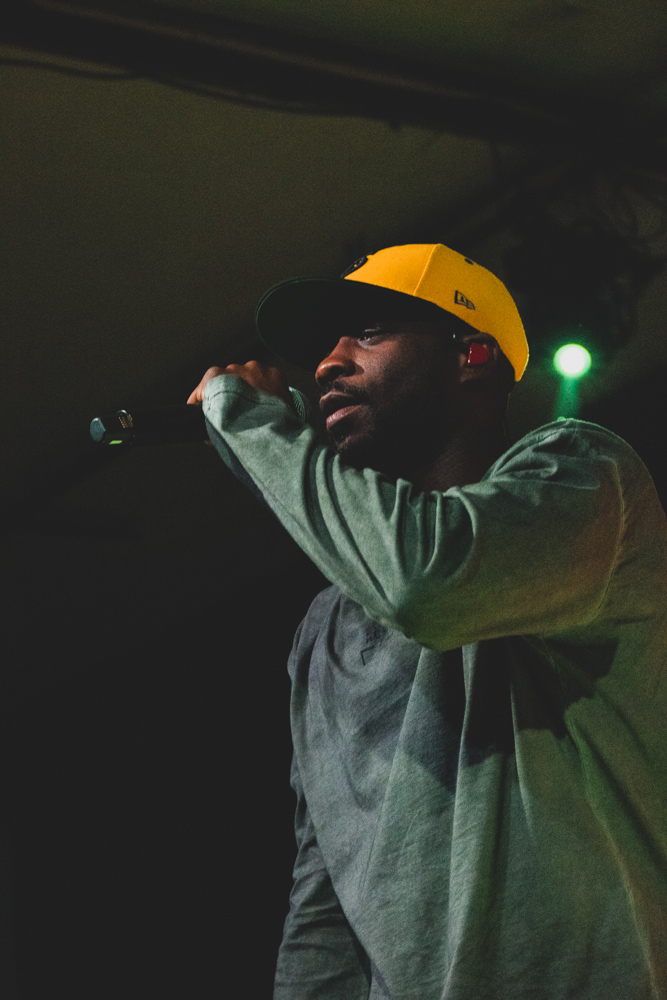 Jay Rock, WOW Hall, photo by Henry Ward