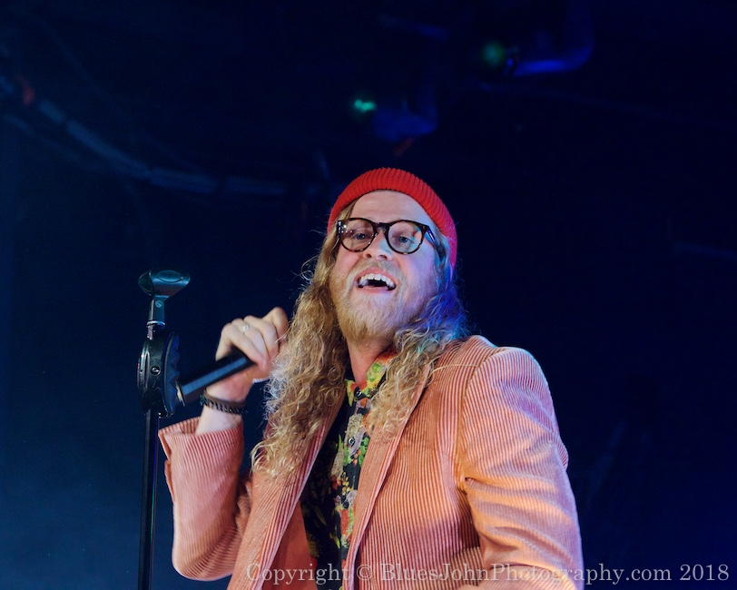 Allen Stone, Roseland Theater, photo by John Alcala