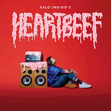 Celebrate the release of Arlo Indigo's 'Heartbeef' (featuring incredible art by Jodie Beechem and photography by Heather Hanson) at Holocene on October 21