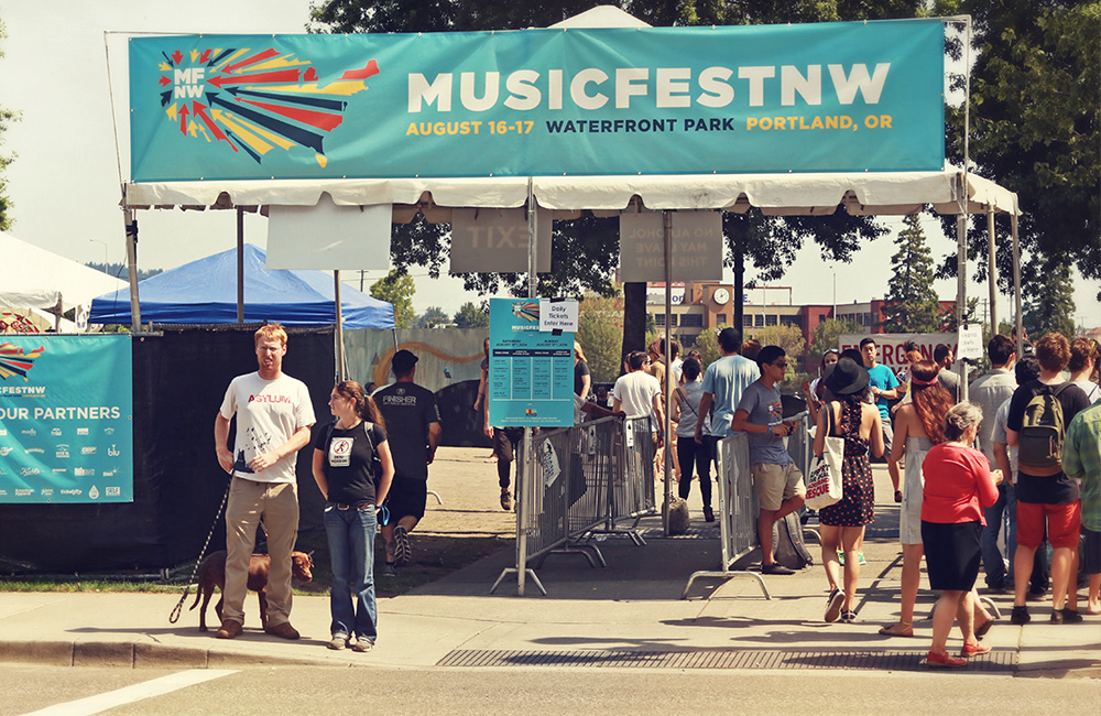 MusicfestNW, Tom McCall Waterfront Park, photo by Autumn Andel