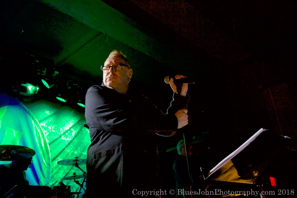 PiL, Wonder Ballroom, photo by John Alcala