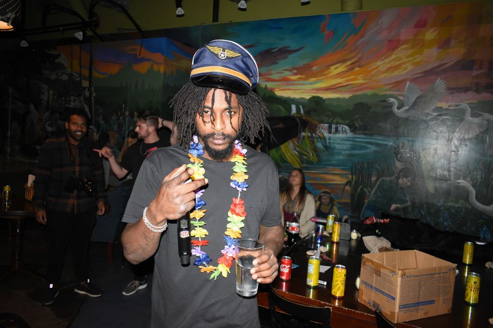 Shwayze, Whirled Pies, photo by Brad Smith