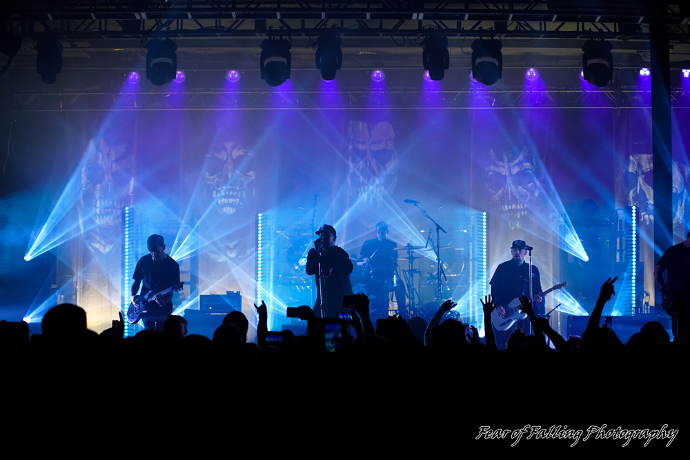 Good Charlotte, Roseland Theater, photo by Joshua Hathaway