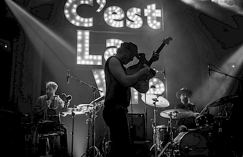 Phosphorescent, Crystal Ballroom, photo by Jeff Ryan