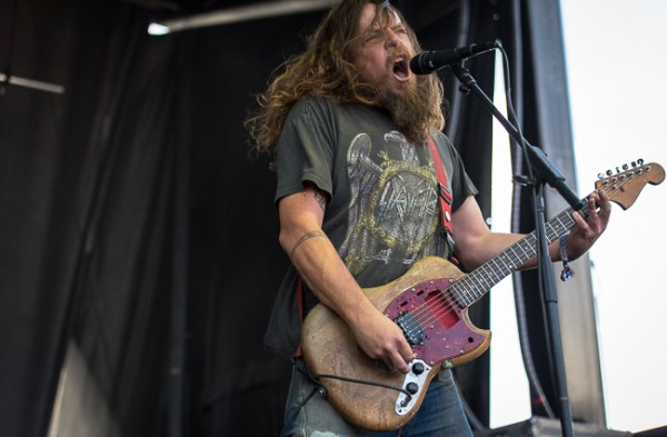 Bryan Giles of Red Fang