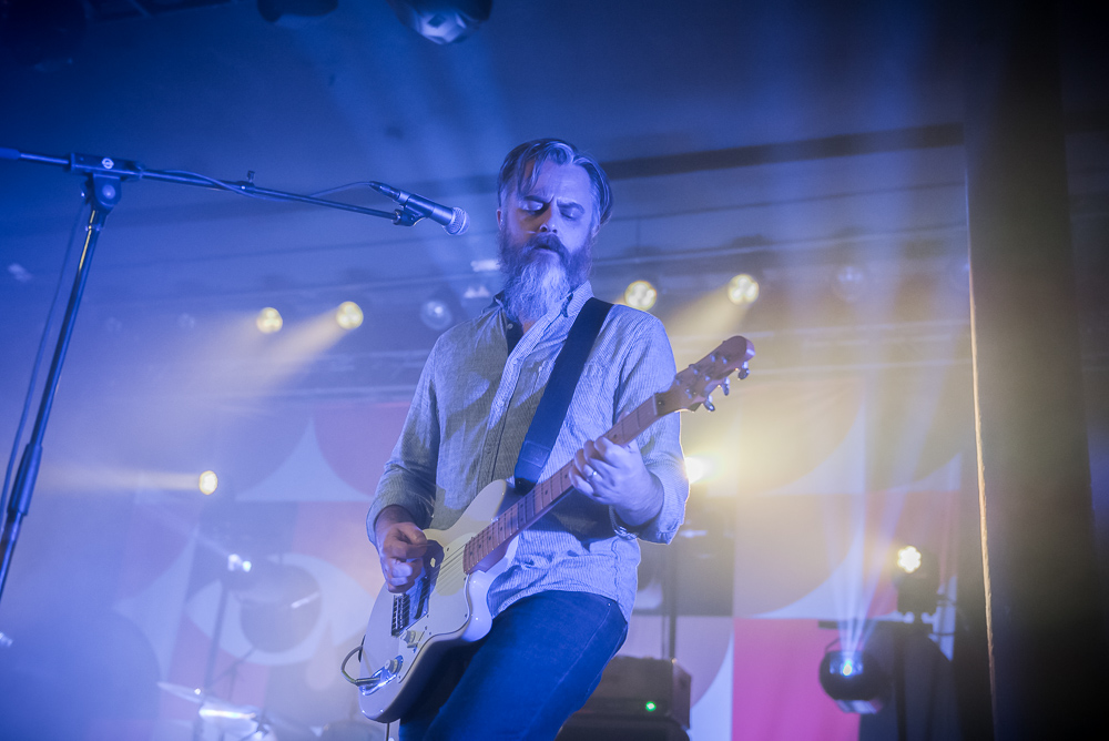 Minus the Bear, Roseland Theater, photo by Jeff Ryan