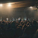Young the Giant, Crystal Ballroom, 94.7 FM, photo by Andrew Wallner